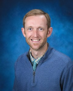 Craig Pearson Vice Principal Intern