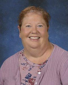 Pam Mason Health Room Assistant